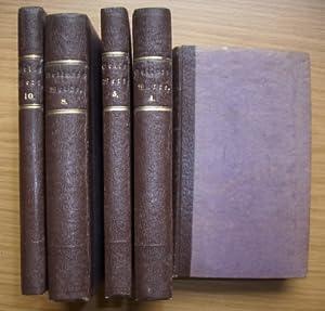 C. F. Gellerts sämmtliche Werke; Bände 1,: Gellert, C.F.: