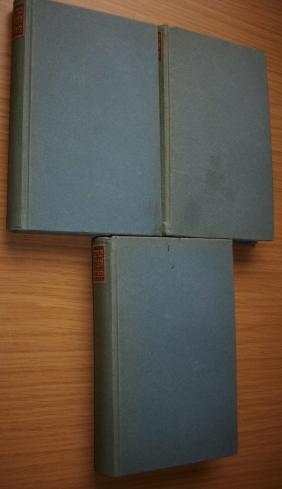 Der abenteuerliche Simplicissimus in 3 Bänden.: Grimmelshausen, H.J. Chr.