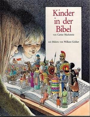Kinder in der Bibel: Mackenzie, Carine: