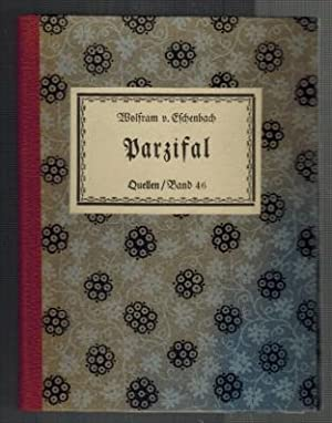 Parzival (Parzifal auf vorderem Deckel); Nach Wolfram: Eschenbach, Wolfram von: