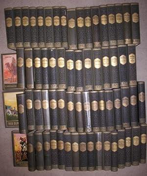 Karl May's Gesammelte Werke. 66 Bände: 1-4,: May, Karl: