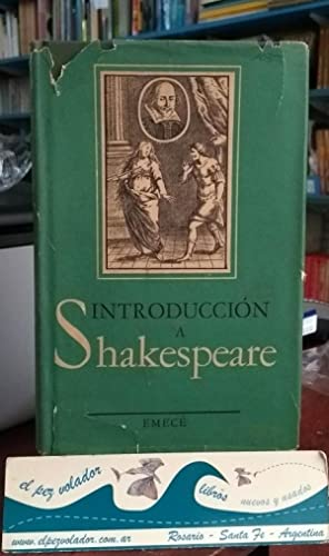 Introducción a Shakespeare: Harley Granville Barker - G B Harrison