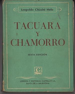 Tacuara y Chamorro: Chizzini Melo Leopoldo