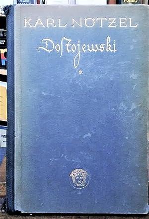 Das Leben Dostojewskis: Nötzel Karl