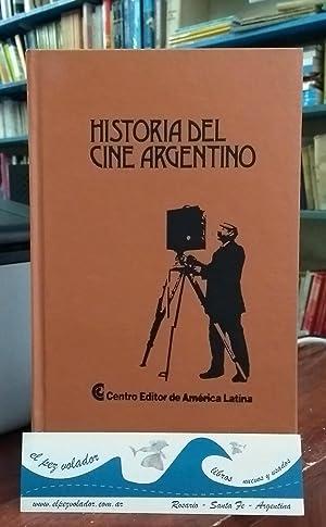 Historia Del Cine Argentino: Cosuelo-Calistro-Espña-Insaurralde-Landini-Maramghello-Rosado
