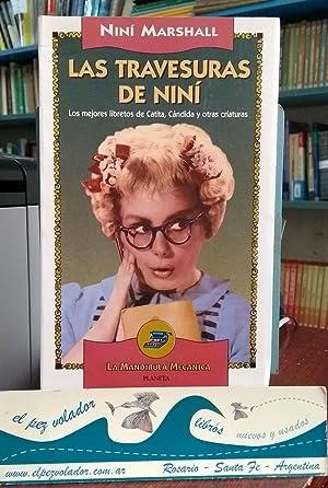 Las travesuras de Niní. Los mejores libretos: Marshall Niní