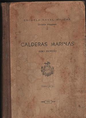 CALDERAS MARINAS (TOMO 1): Romero Villanueva Moises