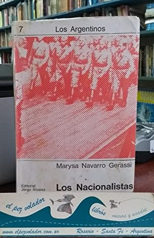 Los Nacionalistas: NAVARRO GERASSI, Marysa