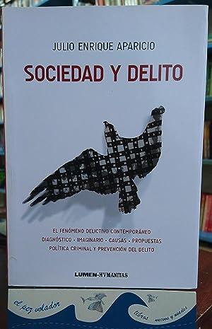 SOCIEDAD Y DELITO: APARICIO, Julio
