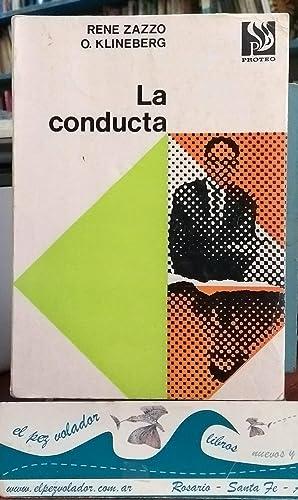 La Conducta: Zazzo René- O.