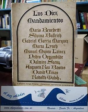 Los diez Mandamientos: Benedetti; Bullrich; García