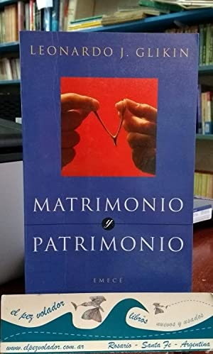 Matrimonio y Patrimonio: Glikin Leonardo