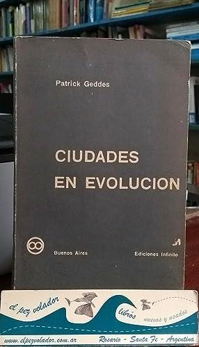 Ciudades En Evolución: Geddes Patrick