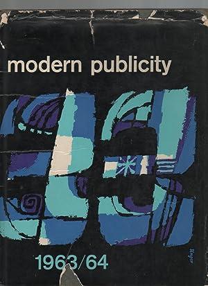 Modern Publicity 1963/64