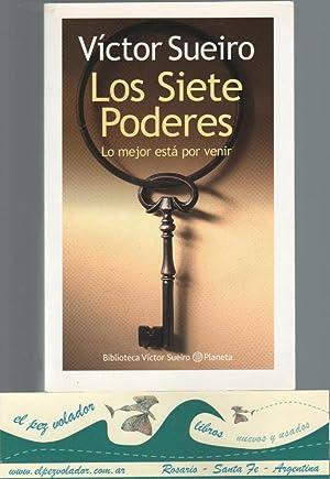 Los Siete Poderes: SUEIRO Victor