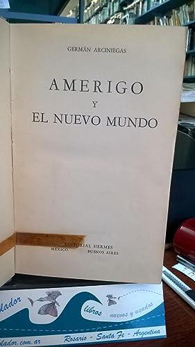 Amerigo y El Nuevo Mundo: Arciénagas Germán