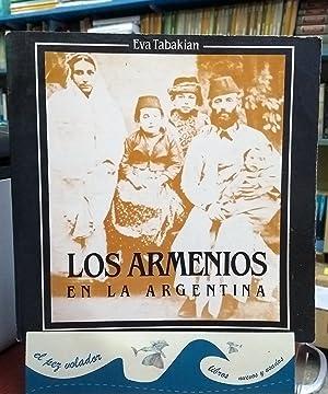 Los armenios en la Argentina: TABAKIAN Eva