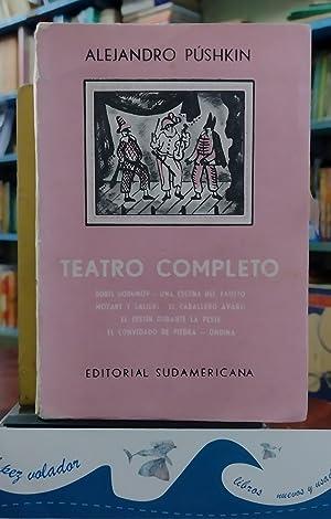 Teatro Completo: PUSHKIN, Alejandro Sergei