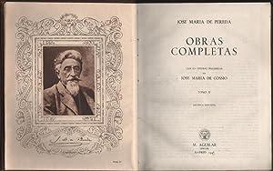 OBRAS COMPLETAS (tomo II): Pereda José María de