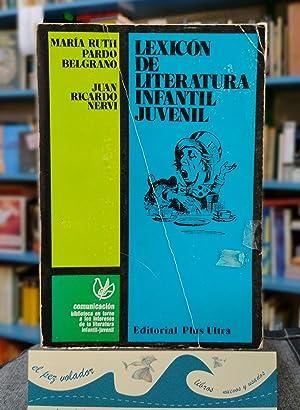 Lexicón de literatura infantil Juvenil: Pardo Belgrano- Nervi