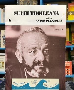 Suite Troileana (partitura): Piazzolla Astor