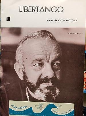 Libertango (partitura): Piazzolla Astor
