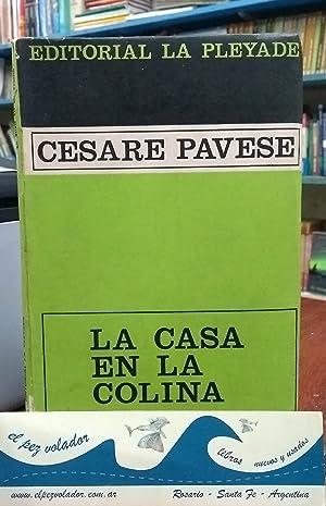 La casa en la colina: Pavese Cesare