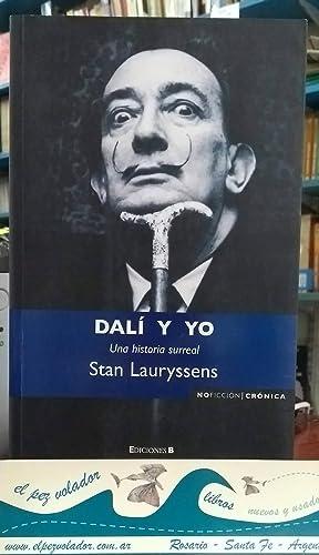 Dalí y yo. Una historia Surreal: Lauryssens Stan