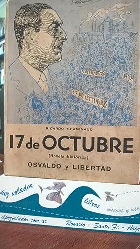 17 de octubre (Osvaldo y Libertad): Chaminaud Ricardo