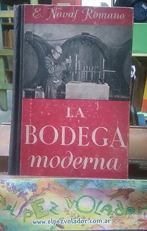 La Bodega Moderna: NAVAS ROMANO, Eugenio