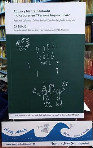 """Abuso y maltrato infantil. Indicadores en """"Persona bajo la lluvia"""": Colombo Rosa, ..."""
