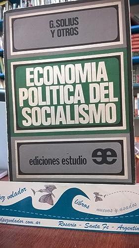 Economía política del Socialismo: Solius y Otros
