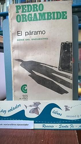 El Páramo: Orgambide, Pedro