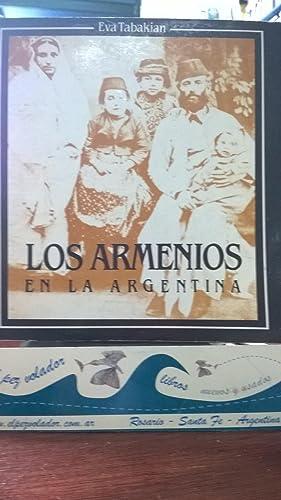 Los Armenios En La Argentina: TABAKIAN,Eva