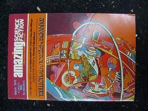 Amazing Science Fiction Stories, Vol 46, no.: George Alec Effinger,