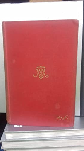 The Biographical Edition of the Complete Works of William Makepeace Thackeray