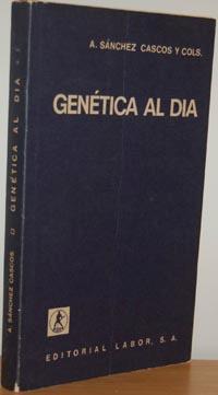 GENÉTICA AL DÍA. Cromosomas, poblaciones, malformaciones, errores metabólicos,...