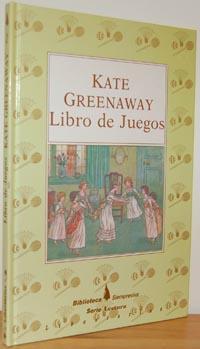 LIBRO DE JUEGOS: KATE GREENAWAY