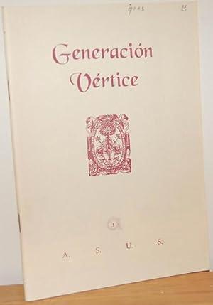 GENERACIÓN VÉRTICE: JUAN ANTONIO GONZÁLEZ
