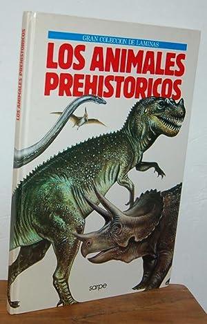 LOS ANIMALES PREHISTÓRICOS: SARPE