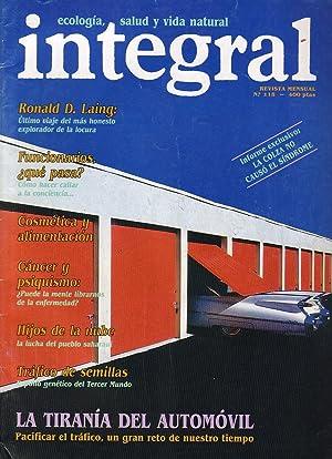 Ecología, salud y vida natural REVISTA INTEGRAL.: INTEGRAL, VV.AA.