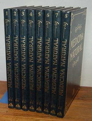 MEDICINA NATURAL. Completa 8 vol., Tomo I: VV.AA.