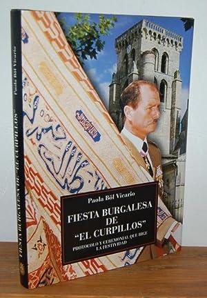 """FIESTA BURGALESA DE """"EL CURPILLOS"""". Protocolo y: PAOLA BÖL VICARIO"""