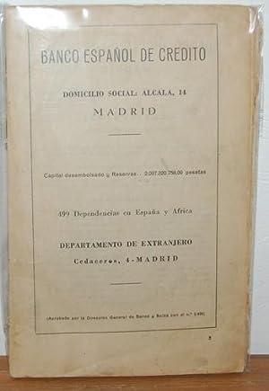 CALLEJERO DEL TÉRMINO MUNICIPAL DE MADRID /: Sin referencia de