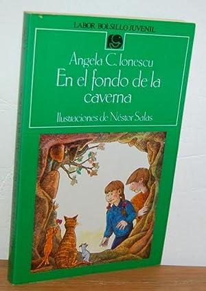 EN EL FONDO DE LA CAVERNA. Relatos: ÁNGELA C. IONESCU