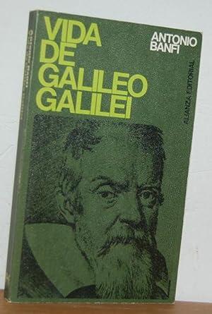 VIDA DE GALILEO GALILEI: ANTONIO BANFI