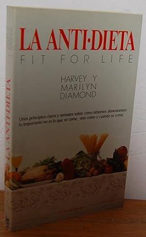 LA ANTIDIETA (Fit for Life): HARVEY y MARILYN