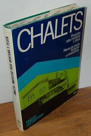 CHALETS. 49 proyectos para montaña y playa.: JAVIER BORRELL GLEICH,