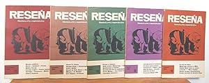 RESEÑA. Revista Literatura, Arte y espectáculos. 1966: VV.AA.