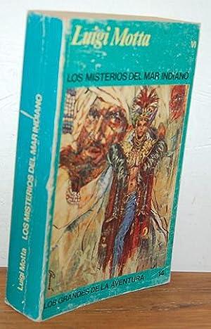 LOS MISTERIOS DEL MAR INDIANO: LUIGI MOTTA